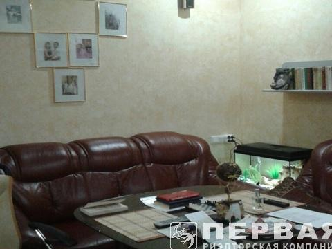 """3-room apartment of M. Govorov in the residential complex """"Assol"""""""