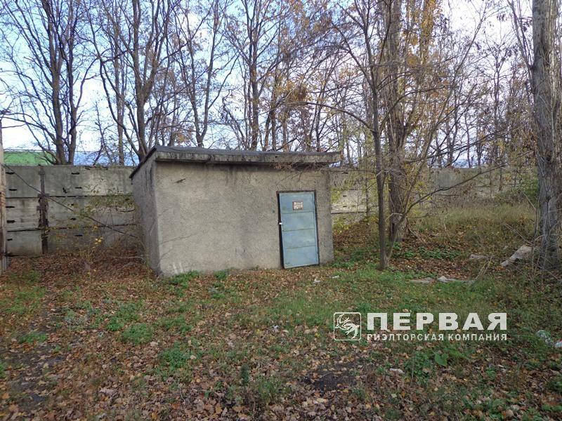 Складская база р-н промрынка «7-й километр»