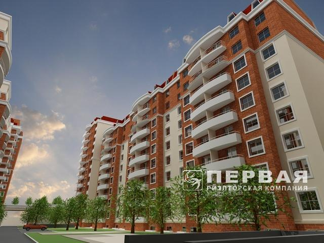 "1 bedroom apartment in the Residential Complex ""Odesskiy dvor"""