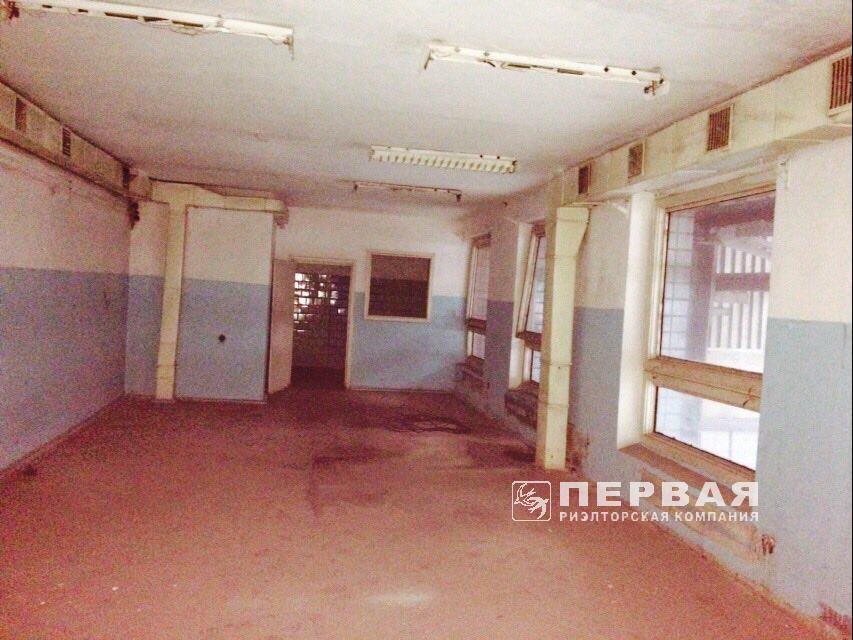 Производственное помещение 5255кв.м.