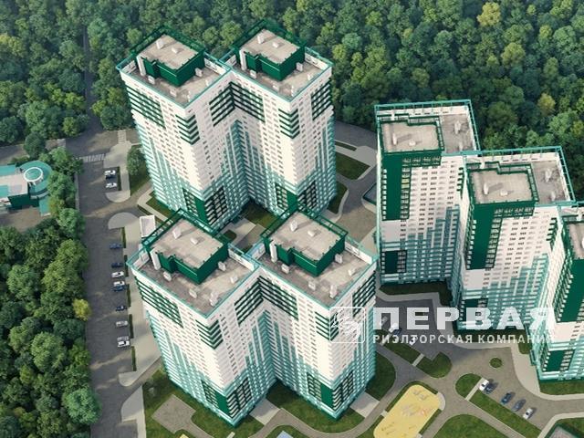 1-но кімн. квартири в новому ЖК на вул. Жаботінського.
