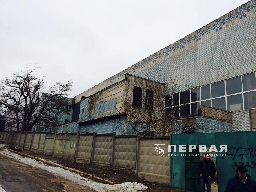 Industrial premises 5255sq.m.