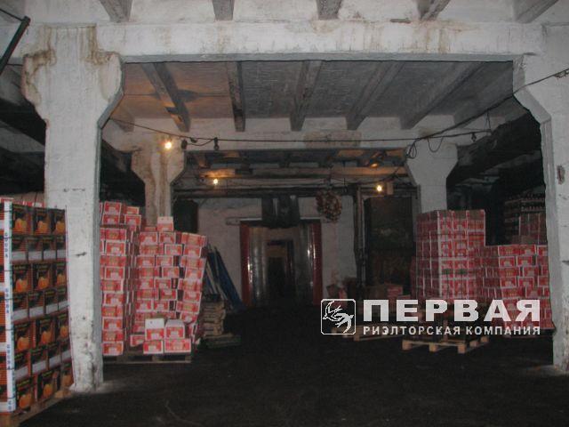 Холодильно-складской комплекс. Ул. Агрономическая