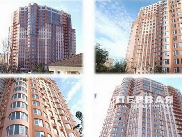 Residential complex FONTAN apartments for sale in the new building on Lvivska, 13 stantsiya The Great Fountain