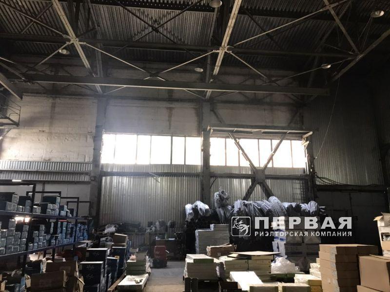 Warehouse 893 sq.m. St. Bugayvska