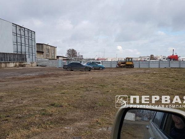 Складские помещения 2628кв.м. ул. Хуторская