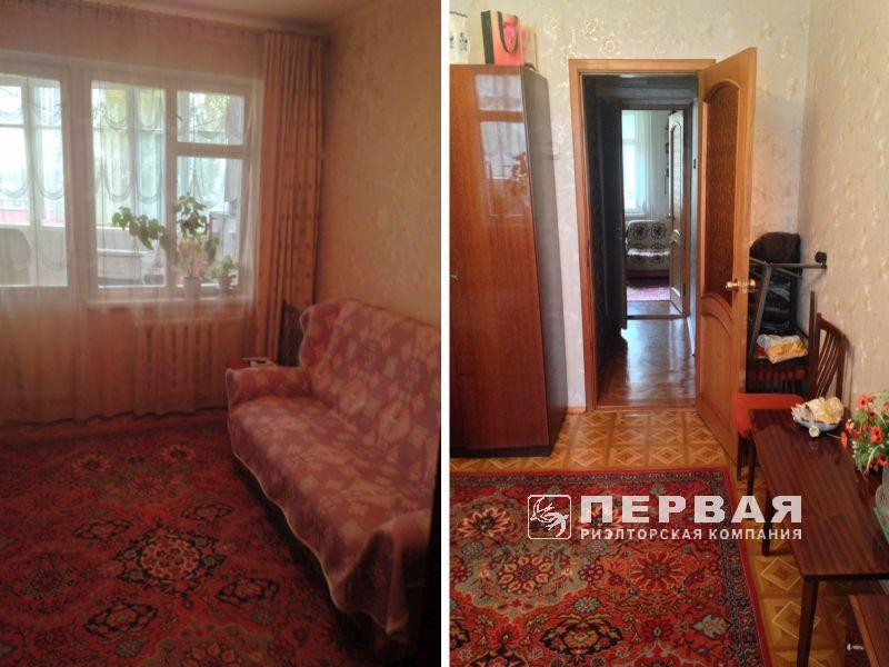 3-room apartment str. Melnitskaya / Balkovskaya