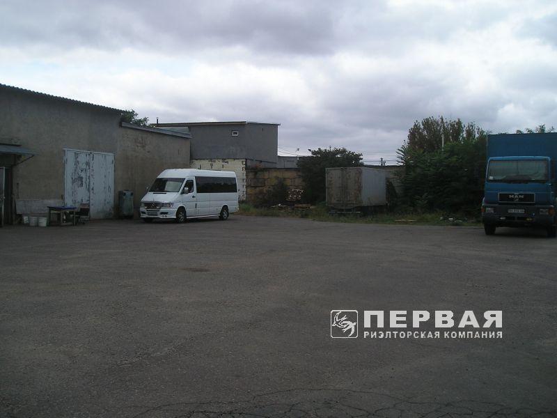 Производственное помещение 1154кв.м.