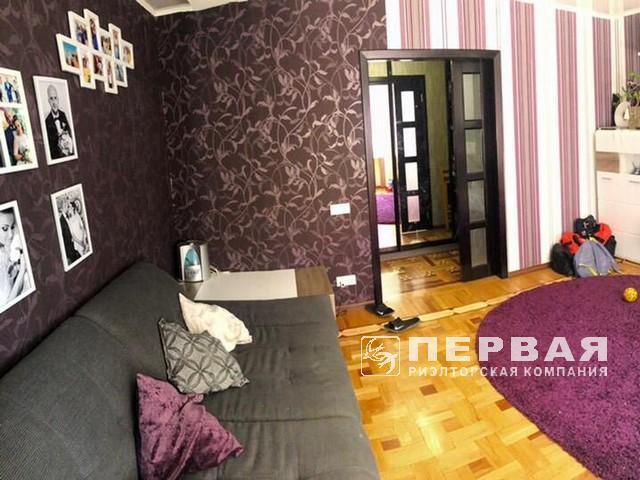 Двокімнатна квартира в Аркадійскому провулку.