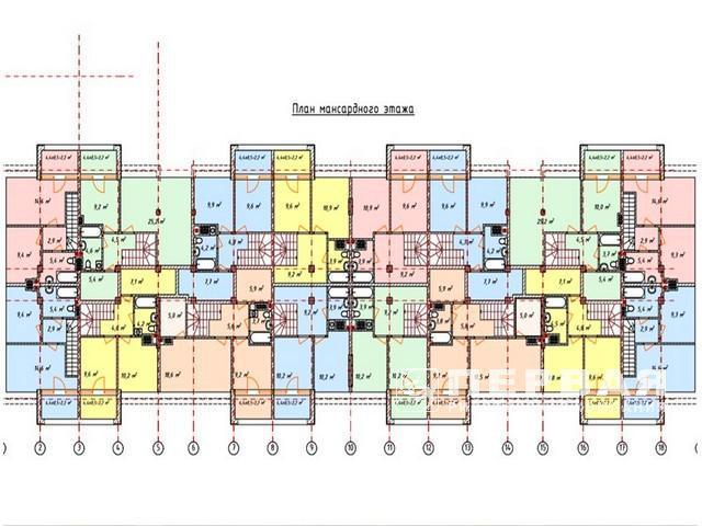 Квартиры в новом малоквартирном доме жк «Comfort Hall»