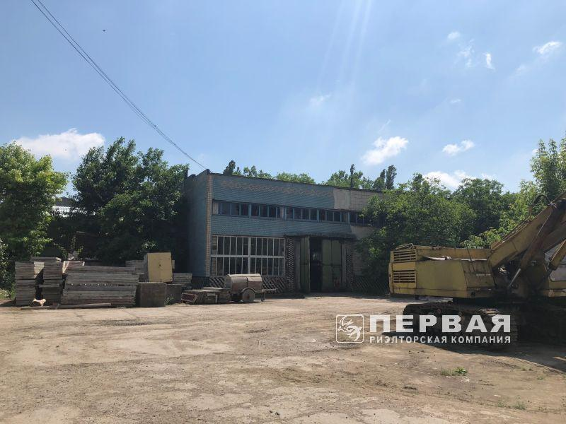 Продаж виробничо-складського комплексу