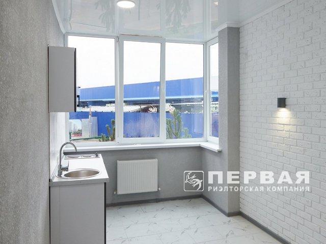 1-кімнатна квартира з ремонтом і меблями в новому будинку на Вільямса.