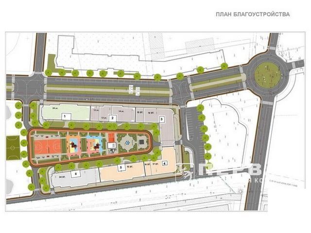 Новый микрорайон «Таировские Сады»