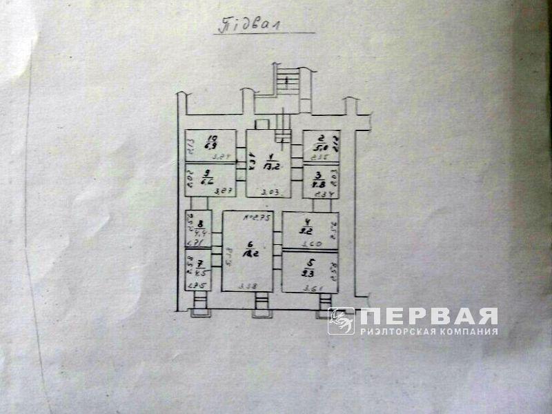 Помещение в 2х уровнях, 180 кв.м. Фасад.