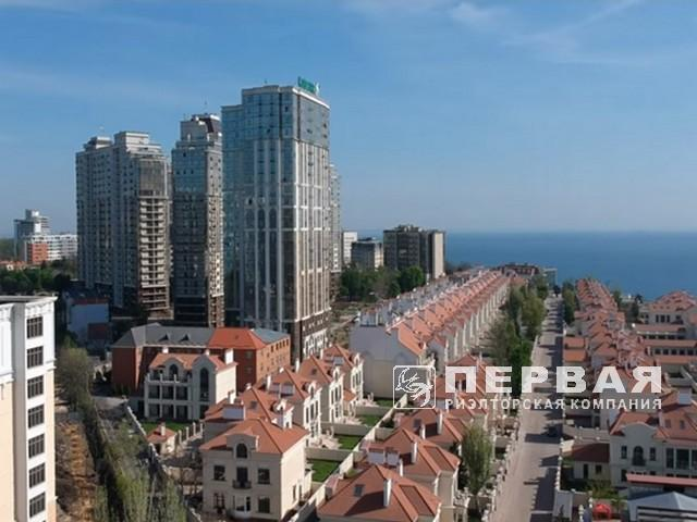Gagarin Plateau apartments overlooking the sea in Arcadia