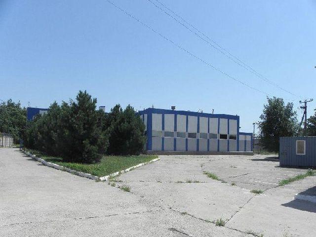 Производственно-складской комплекс возле г.Ильичевск