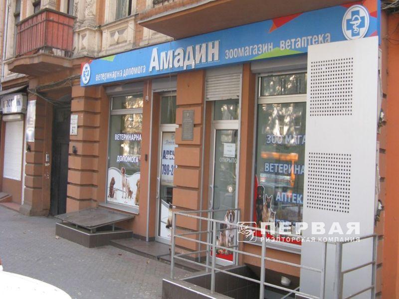 Готовый магазин в центре города