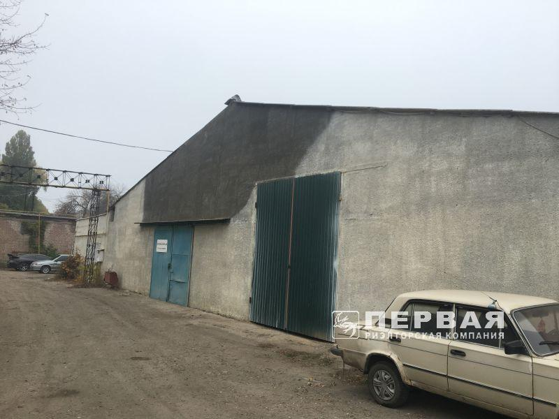 Производственно-складское помещение.  750 кв.м.