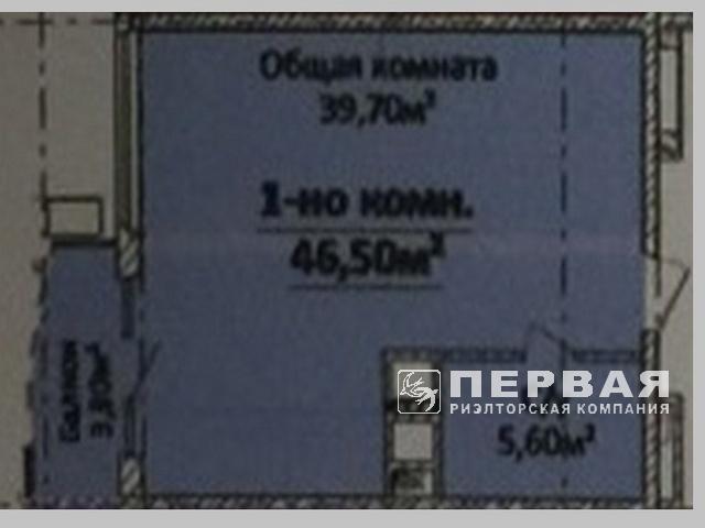 """1-но кімнатні квартири ЖК """"Чотири сезони"""""""