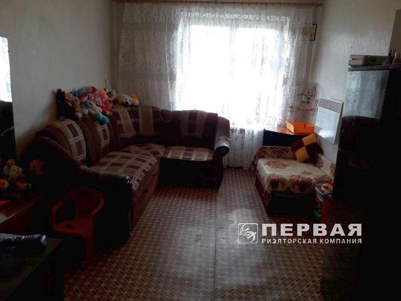2-room apartment Parkovaya street.