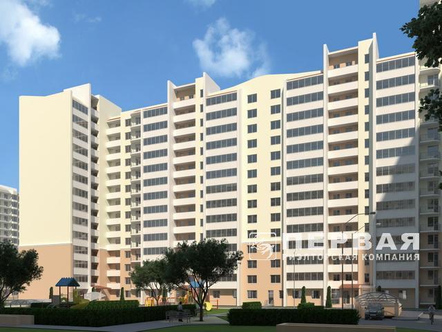 Новый дом на ул. Костанди 3-х комнатная квартира