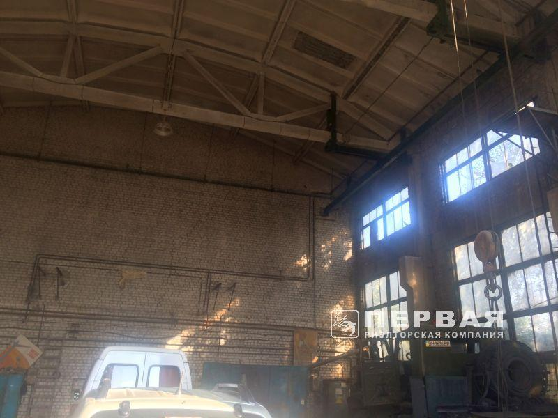 Производственно-промышленный комплекс 3200 кв.м.