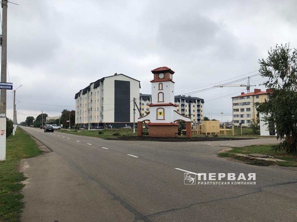 Помещение под супермаркет, салон, фитнес-центр в новом ЖК «Новосел» в с. Молодежное