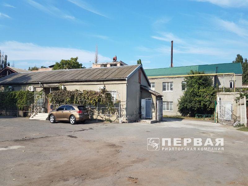 Production and warehouse base. Mykolaivska Road.