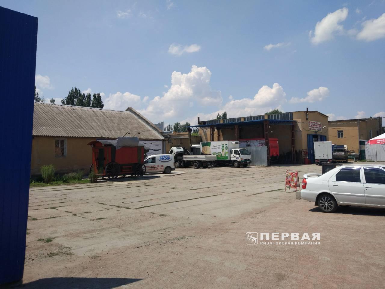 Производственно-складская база. 2255 кв.м