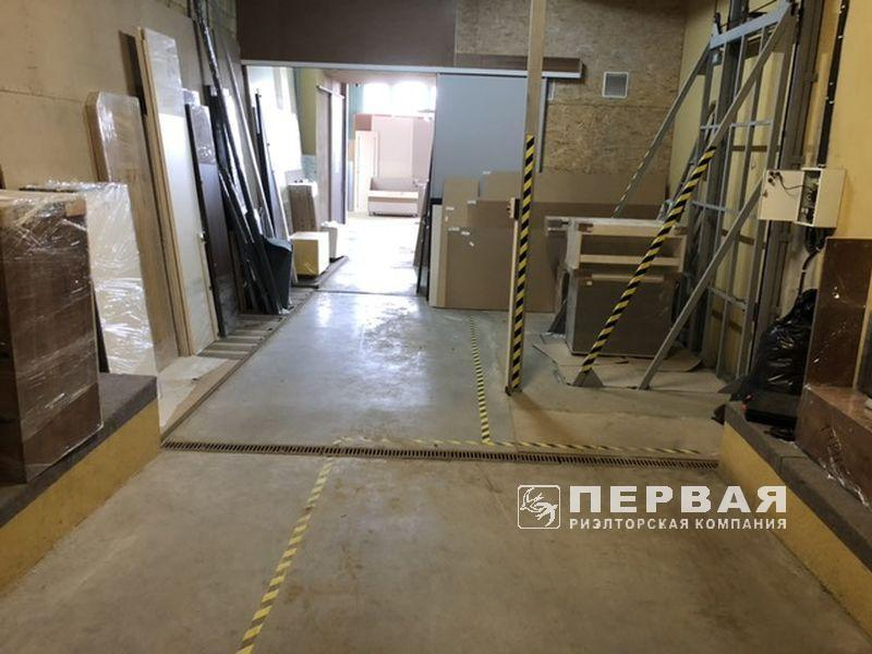 Manufacturing warehouse complex for sale. Bugaevskaya street.