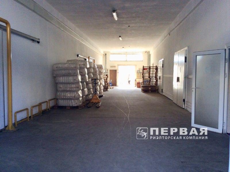 Действующий складской комплекс.  10078 кв.м