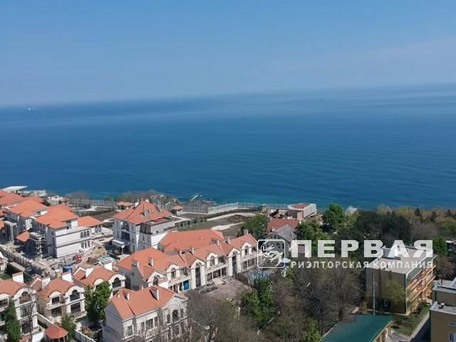 3-room apartments apartment with direct sea views Residential Complex SEA VIEW