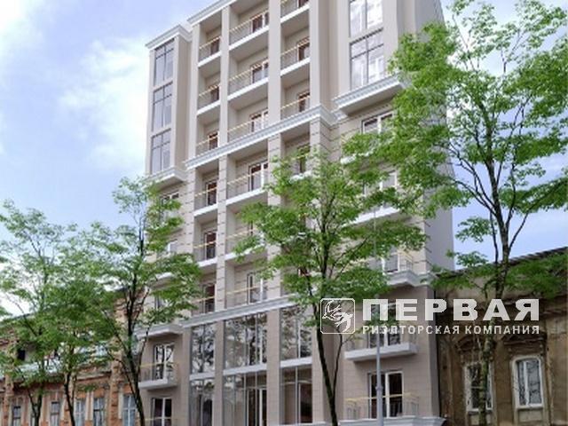 ЖК «СМАРТ ХОЛЛ» на ул.Колонтаевская