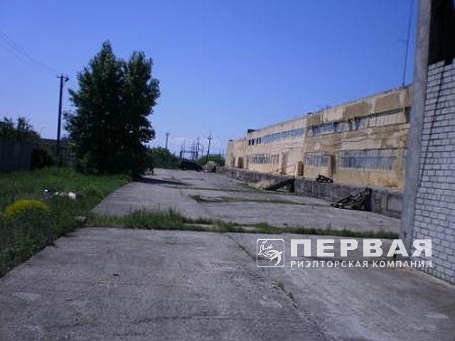 Производственная база 10000 кв.м.