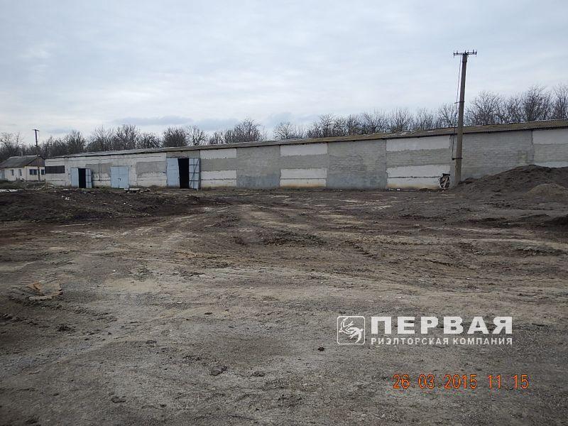 Завод натуральных продуктов. г.Березовка