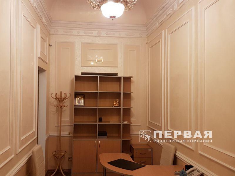 Готовый офис 123 кв.м. в центре, пер. Нечипуренко