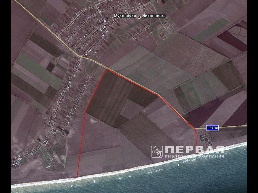 Продажа земельного участка. с.Курортное