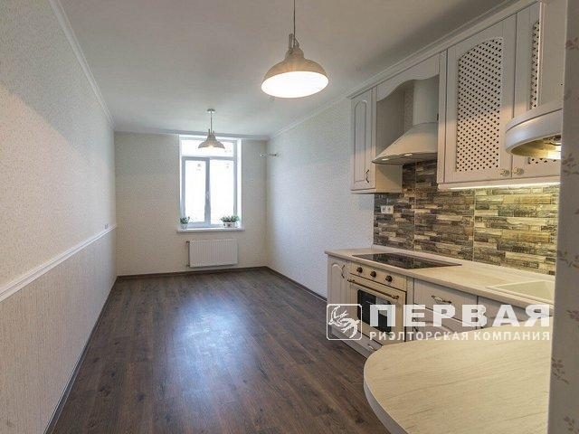 Apartment 47 sq.m. renovated in the residential complex Dmitrievsky