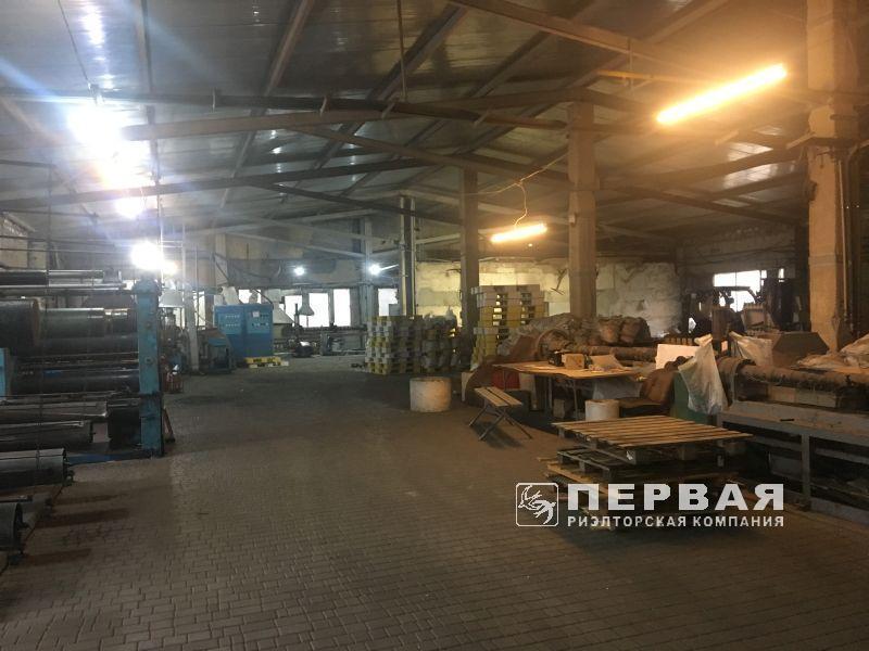 Действующий завод 12 000 кв.м