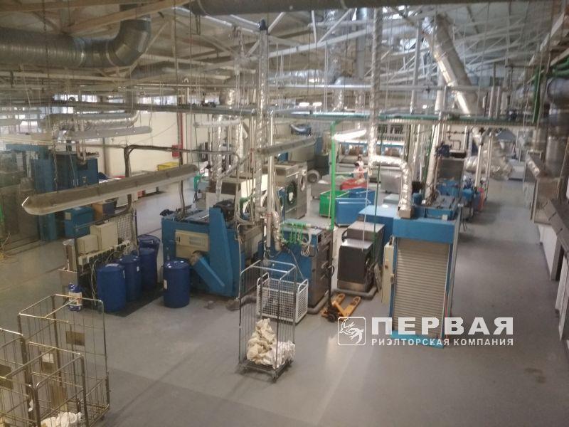 Фабрика-прачечная на территории 67 соток. Ул. Химическая