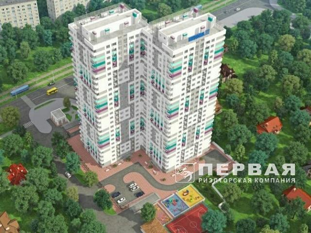 """3-х кімнатна квартира 86 кв. м. у новому будинку ЖК """"Горизонт"""" на вулиці Костанді / Люстдорфська дорога"""