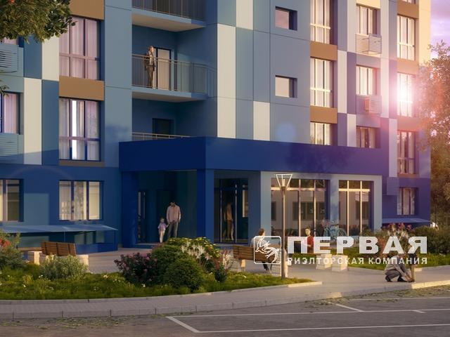 Смарт-квартиры в новом Апарт-комплексе «Литературный»