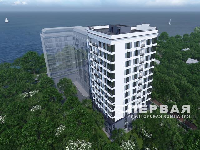 Житловий будинок на березі моря ЖК «OTRADA SKY»