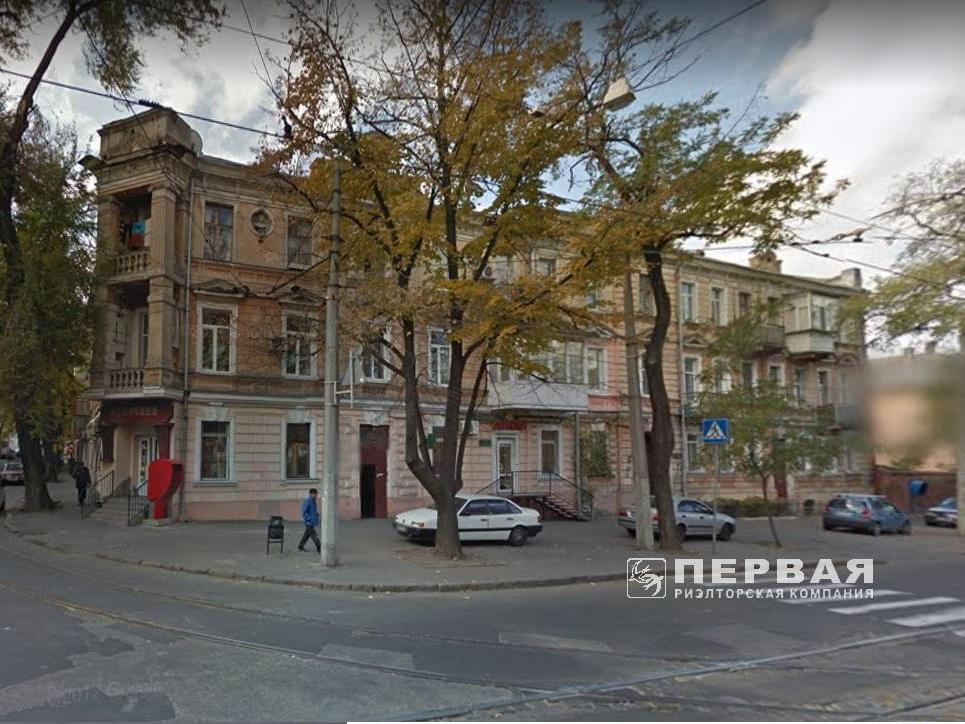 3-х комн. квартира на ул. Софиевская.