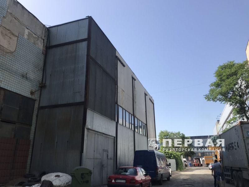 Складське приміщення 893 кв.м. Вул. Бугаївська