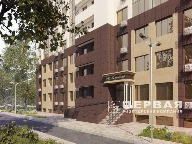 """The new residential complex """"Pearl"""" at the Architect's"""