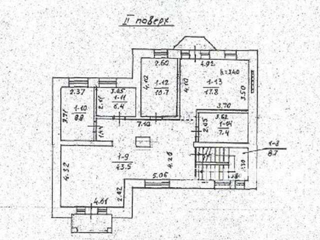 Дом в элитном поселке. 10 ст. Большого Фонтана