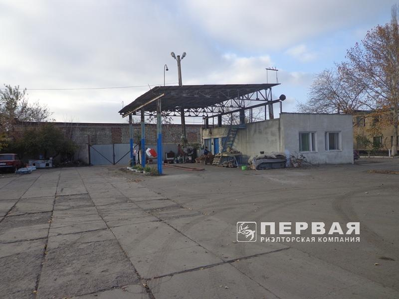 The production and warehouse base is for sale.