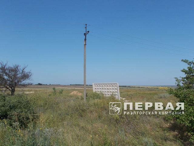 Facade section 1,7 ha on the Odessa-Reni highway