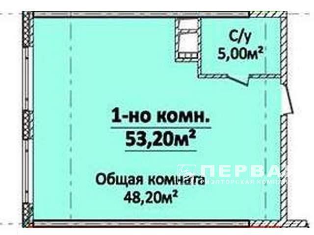 """Квартиры от 43,3 ЖК """"Новый берег"""" 8 ст. Б. Фонтана"""